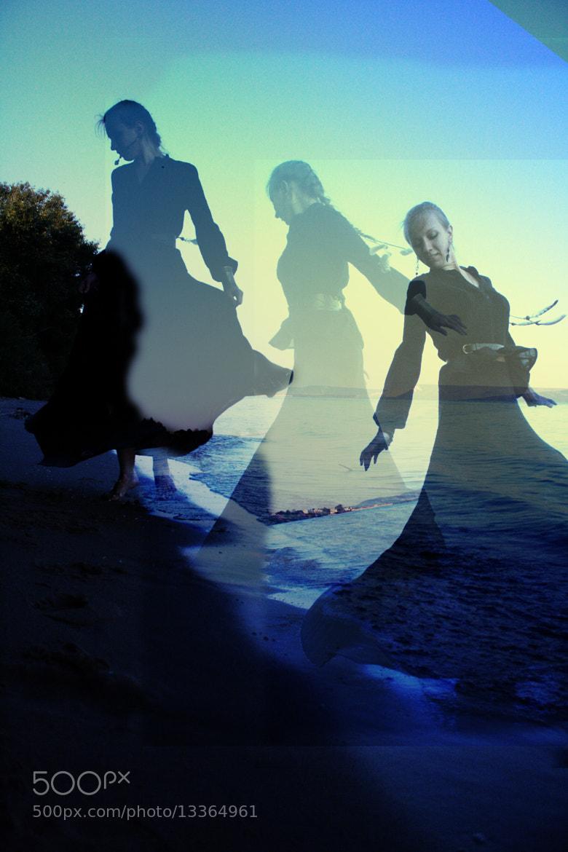 Photograph Magic Dance by Maria Taradova on 500px
