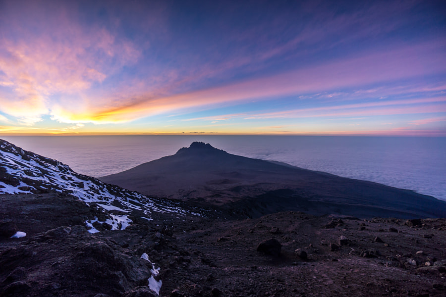 Peak Sunrise by Dror Bekerman on 500px.com