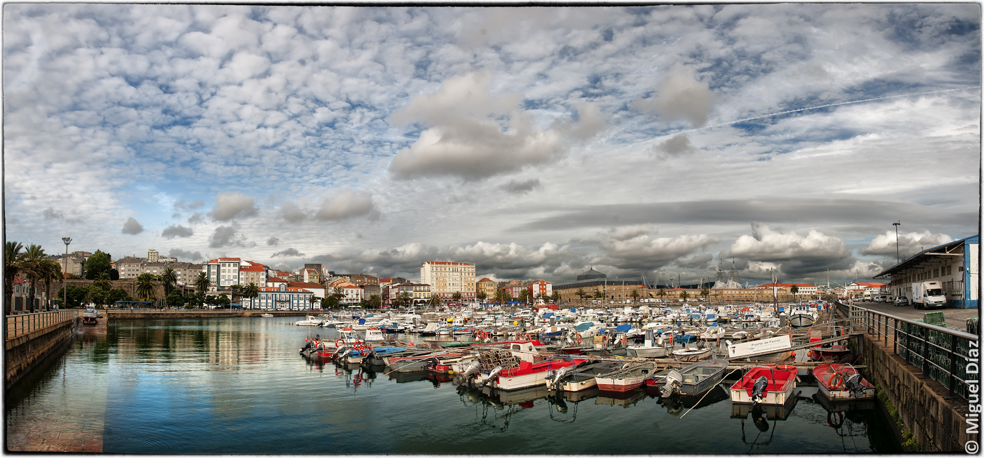 Photograph Puerto de Ferrol by Miguel Diaz on 500px