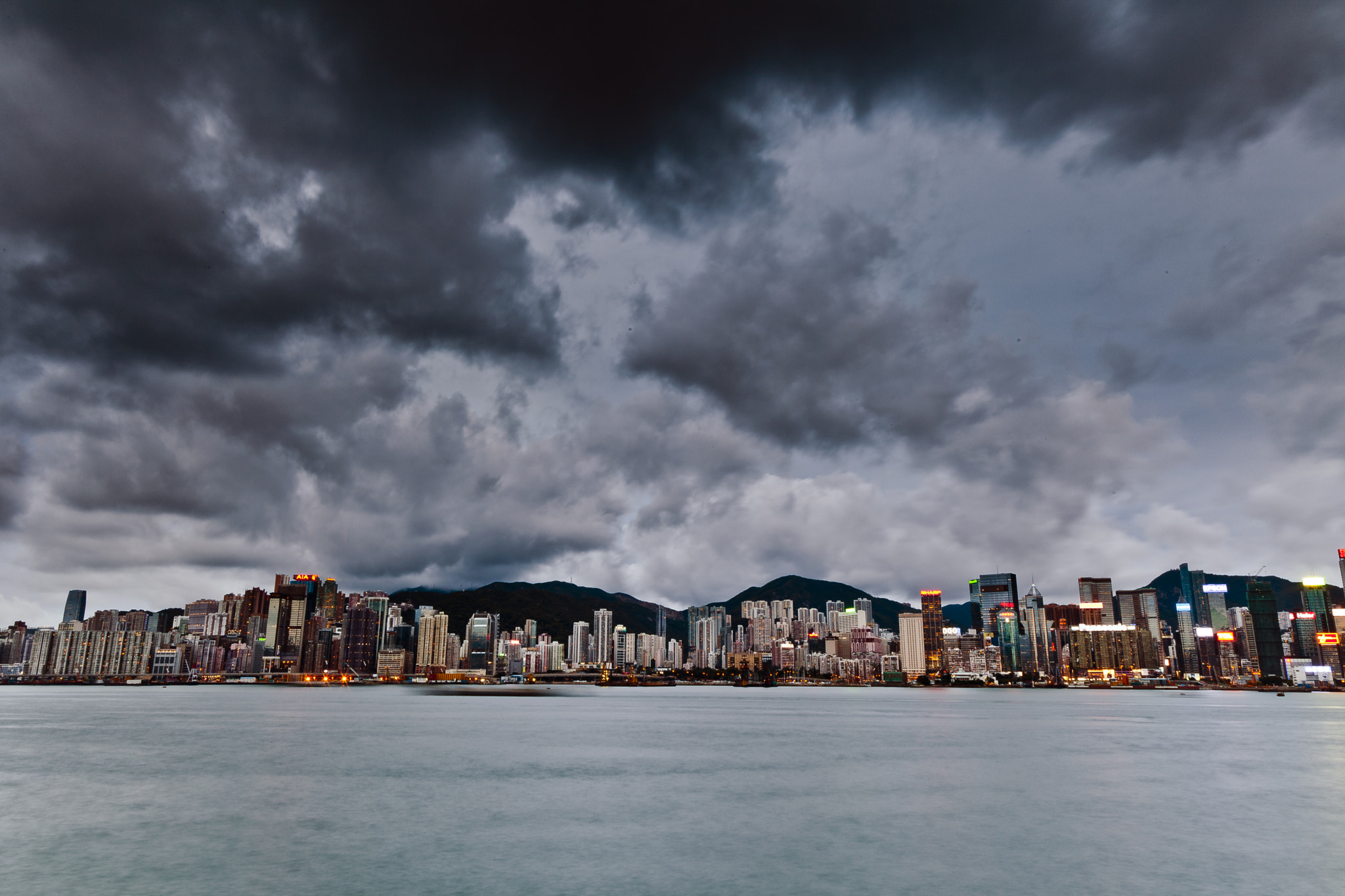 Photograph today, Hong Kong by William Tsang on 500px