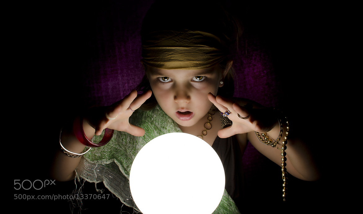 Photograph You want to see the futur? by Hatanaz Photographie on 500px