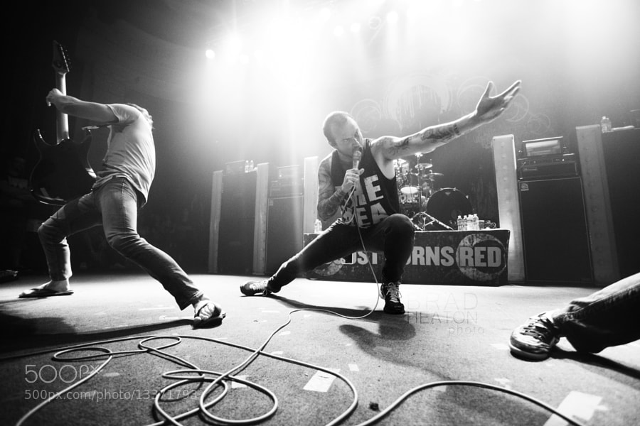 August Burns Red, Newport. by Brad Heaton (BradHeaton)) on 500px.com
