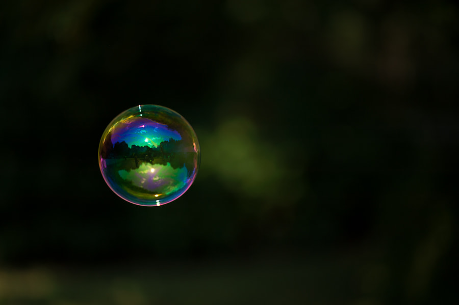 Photograph The bubble by Sara Kelly on 500px