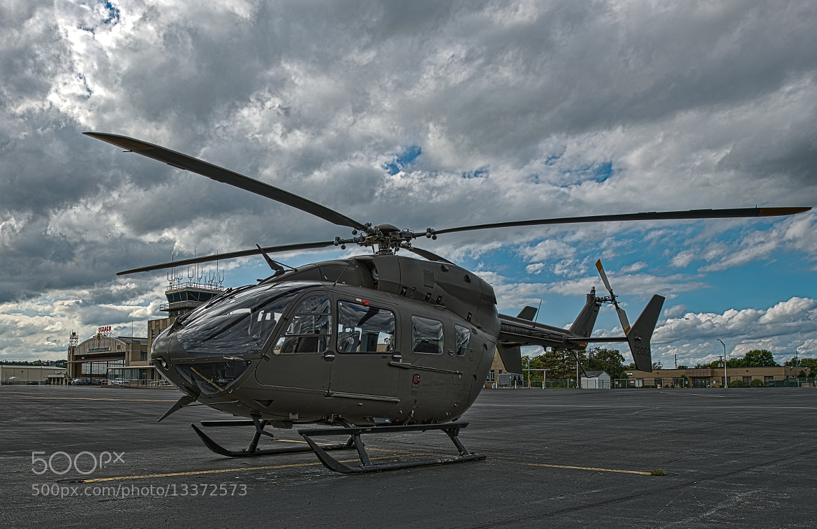 Photograph UH-72A / EC-145 by Steven Kersting on 500px