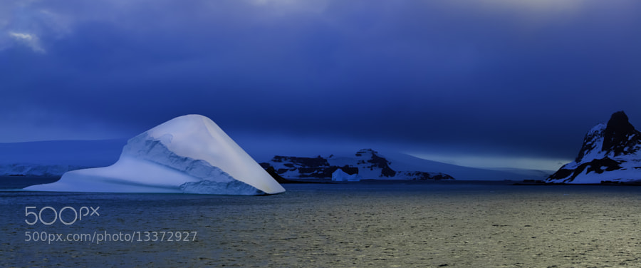 Photograph antarctica by Michael Leggero on 500px