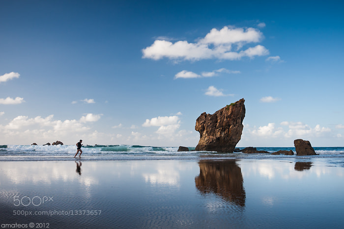 Photograph Playa de Aguilar by Adrian Mateos on 500px