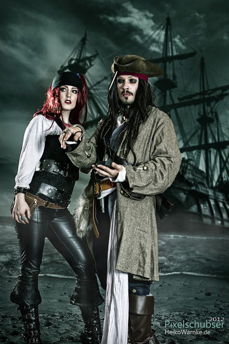 Photograph Pirates by Heiko Warnke on 500px