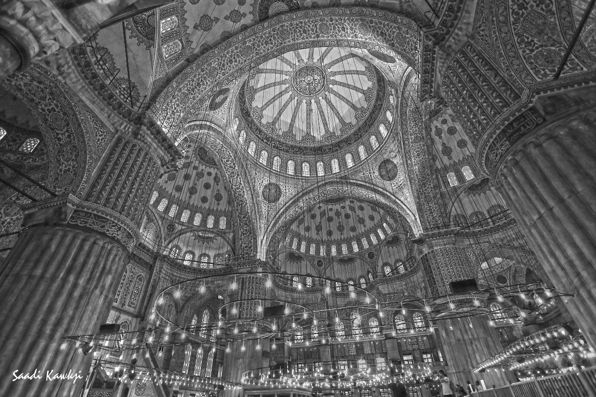 Photograph Sultan Ahmet Mosque by Saadi Kawkji on 500px