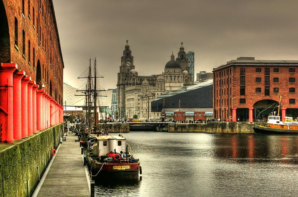 Photograph Liverpool Docks by Garry Atkinson on 500px