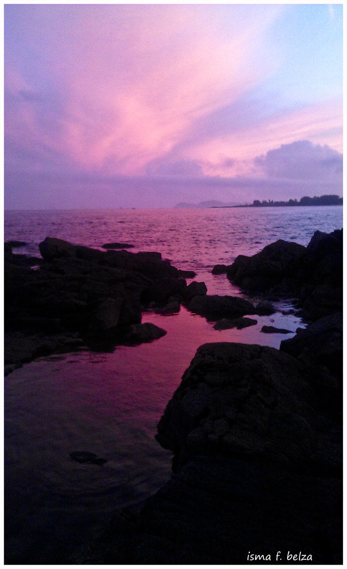 Photograph pink and blue by isma belza on 500px
