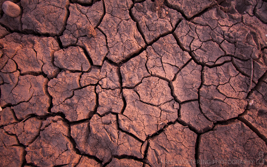 Photograph Dry earth by Hans Woltering on 500px
