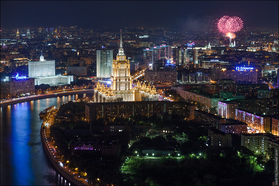 Photograph Bright city by Ivan Khimin on 500px