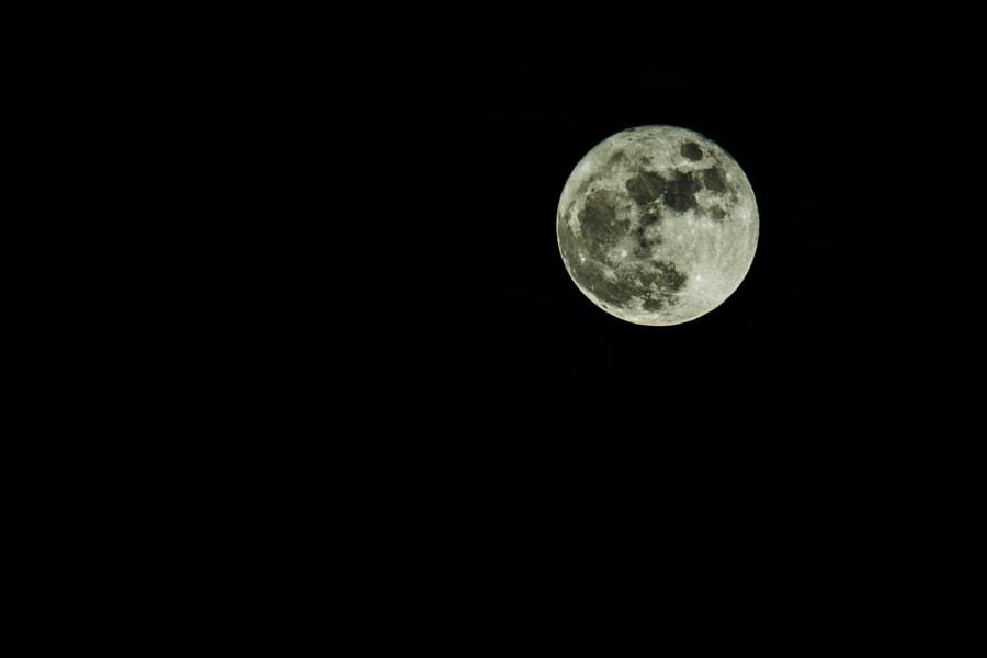 Full Moon @ Chirstmas