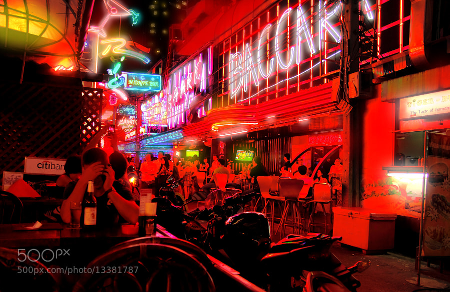 Bangkok Night Life : Red Light Districts