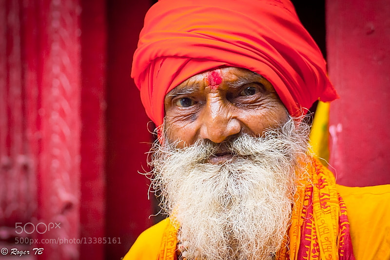 Photograph Old and Wise by RogerTB on 500px