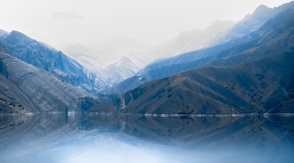 Photograph Cold Reflections by Hussain Tarooti on 500px