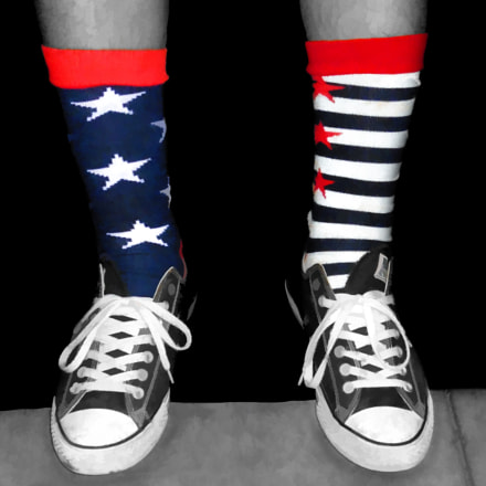 Patriotic Socks, Panasonic DMC-ZS35