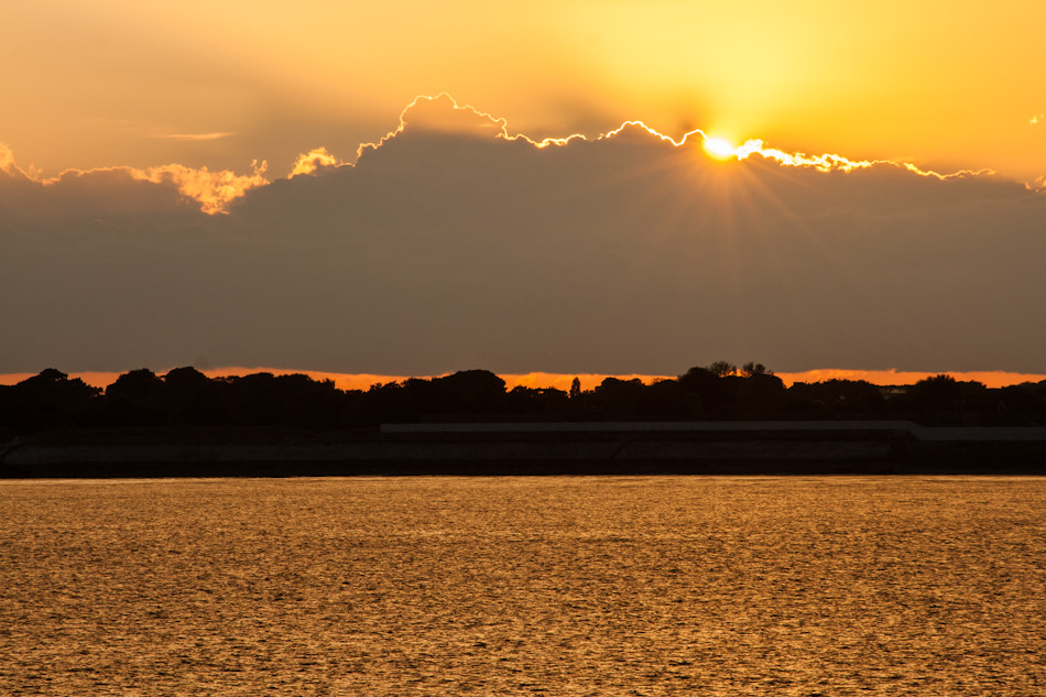 Photograph Sunset at Portsmouth by Alfonso Silóniz on 500px