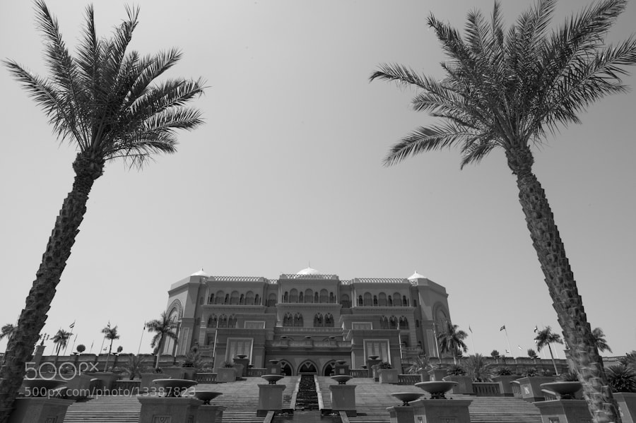 Photograph Emirates Palace by Royze   on 500px