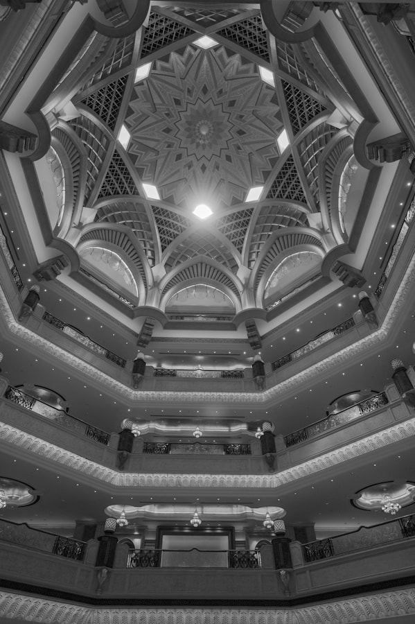 Photograph Emirates Palace Dome by Royze   on 500px