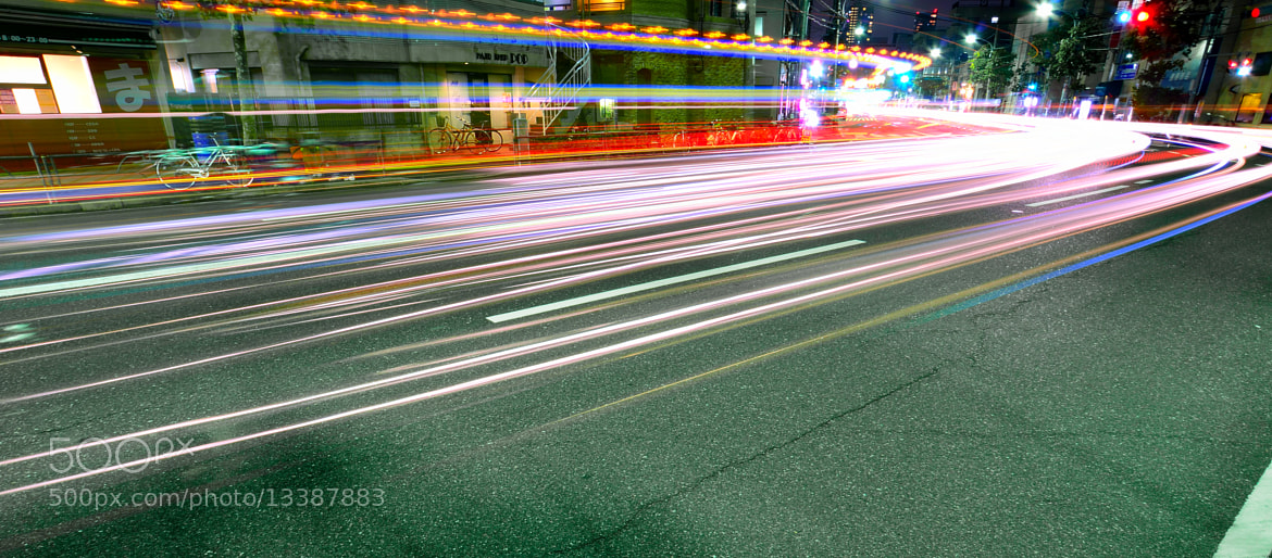 Photograph Heavy Traffic by Takahiro Yanai on 500px
