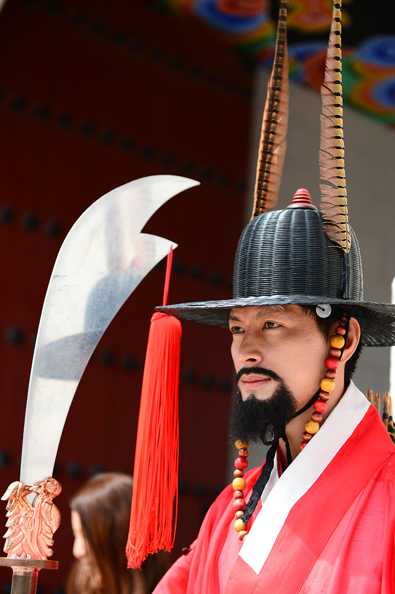 Photograph A Guard by Young Sung Bae on 500px
