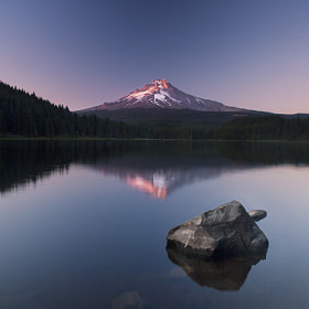 Lake Trillium by Brian Zaro (brianzaro)) on 500px.com