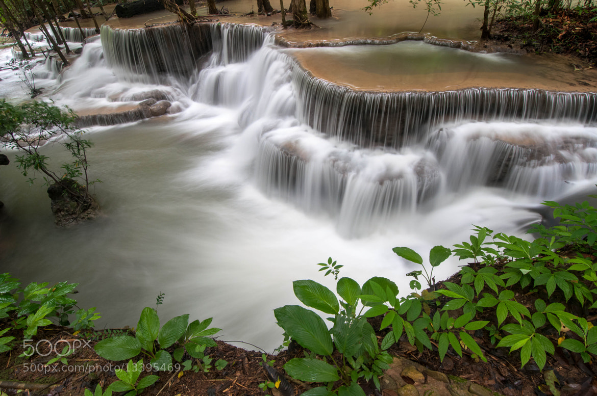 Photograph Maekhamin waterfall. by Arty Sajjawanit on 500px