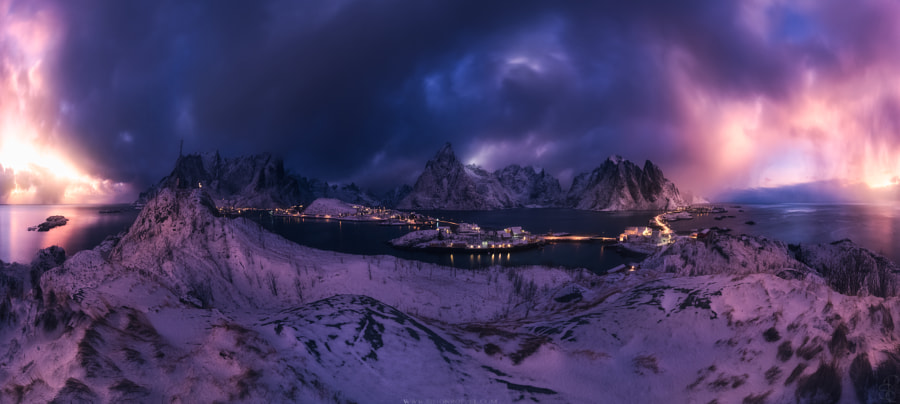 The perfect moment by Simon Roppel on 500px.com