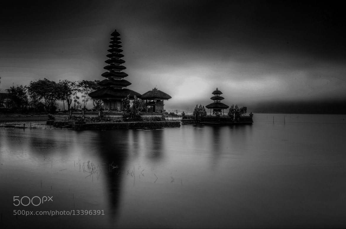 Photograph Water temple by Nuang Sangkhsri on 500px