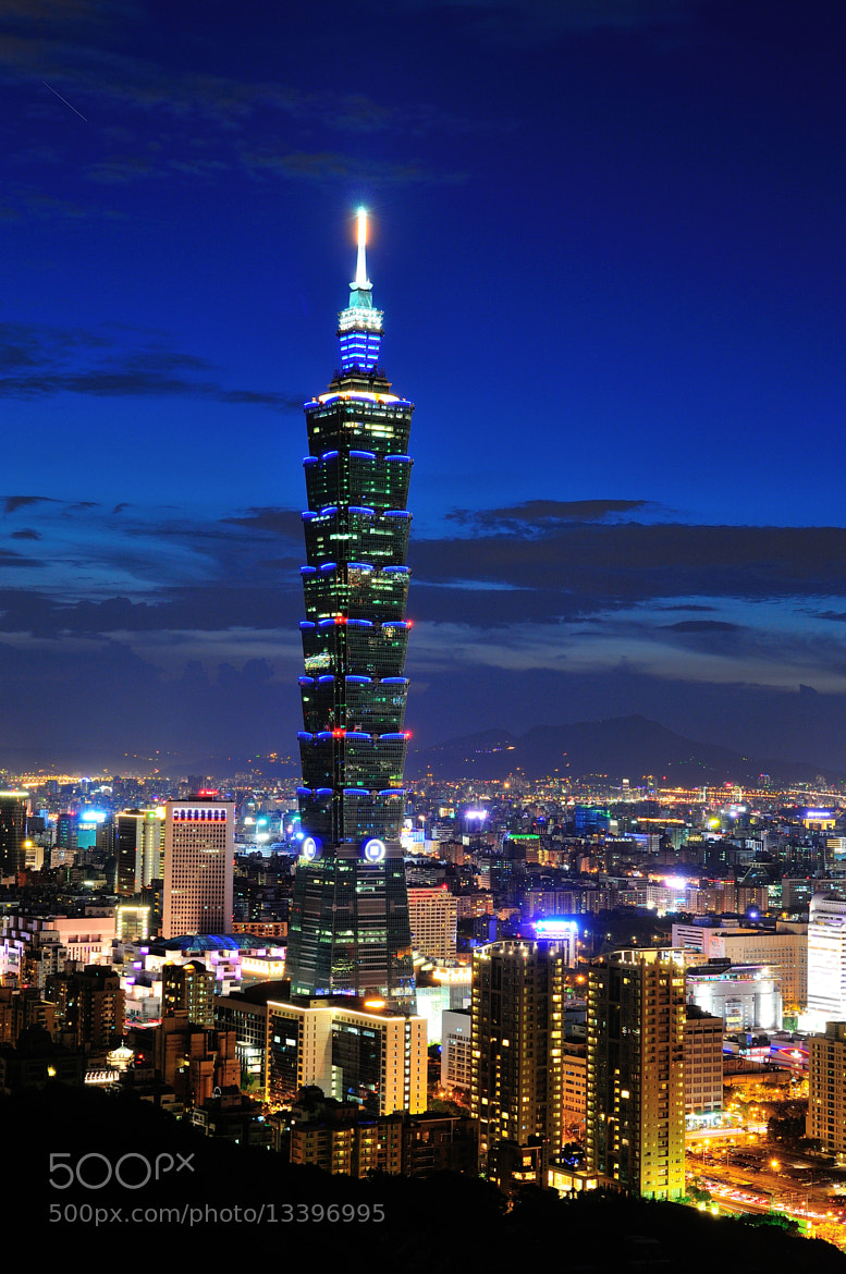 Photograph Taipei 101 by Sinya Huang on 500px