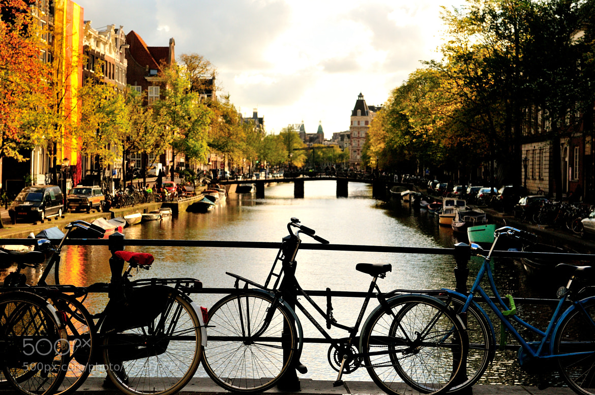 Photograph Amsterdam by Sinya Huang on 500px