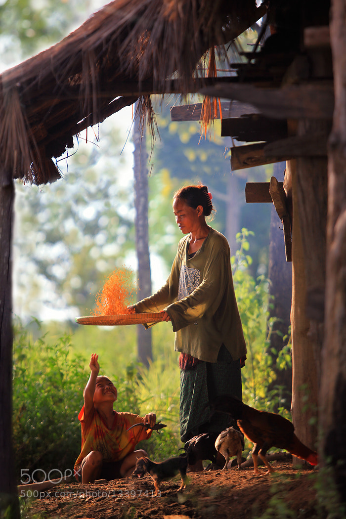 Photograph Happy Fun by Saravut Whanset on 500px