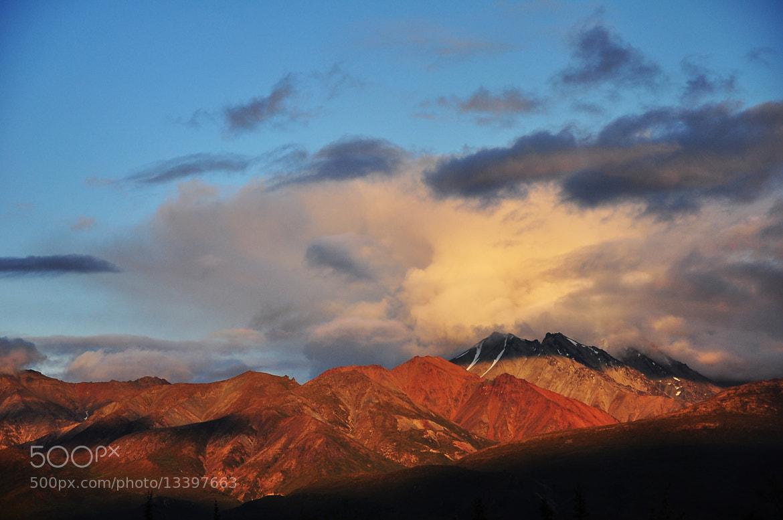 Photograph Sunset Alaska by János Kovács on 500px
