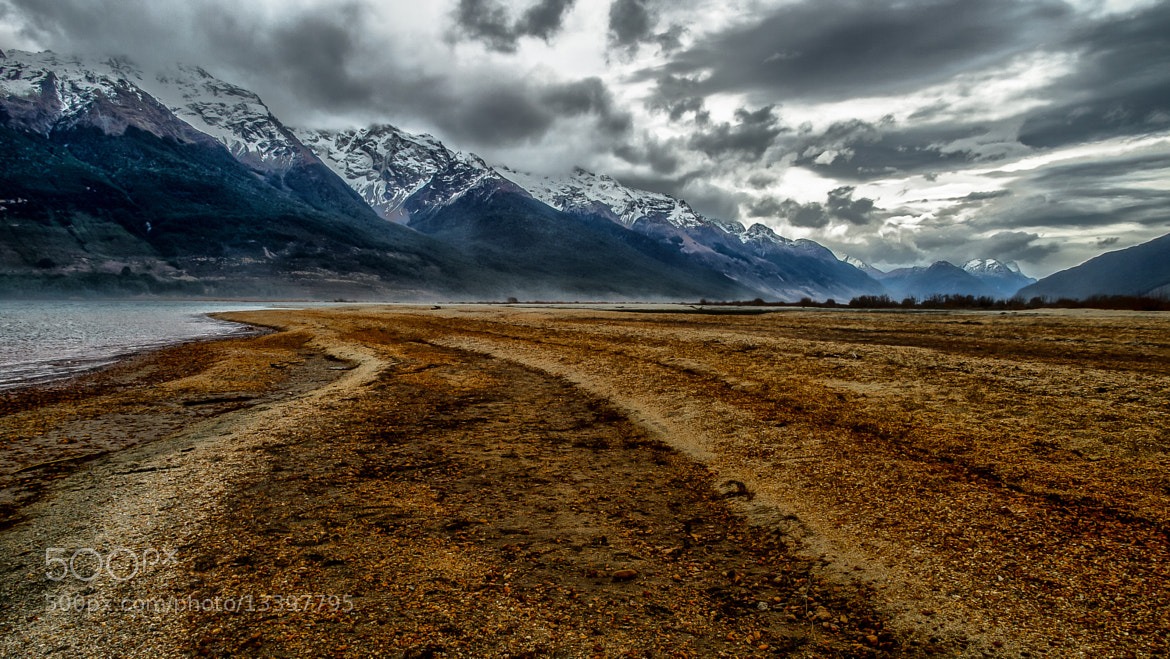 Photograph The Misty Mountains  by PaulEmmingsPhotography  on 500px