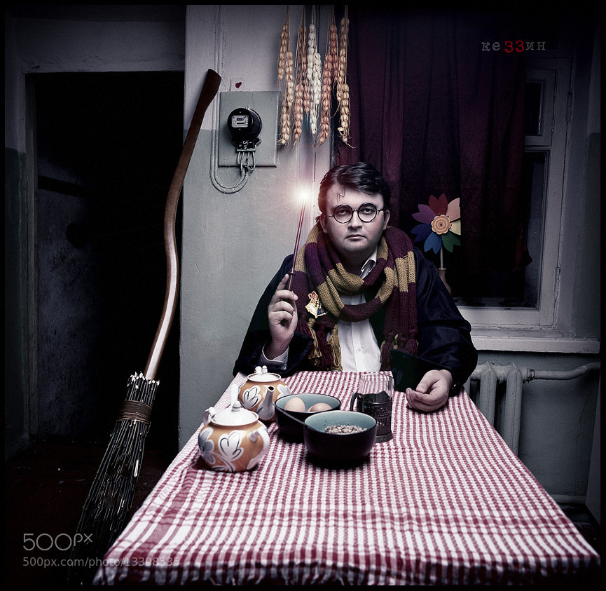 Photograph Harry Potter. Twenty years leter by Kezzyn Waits on 500px
