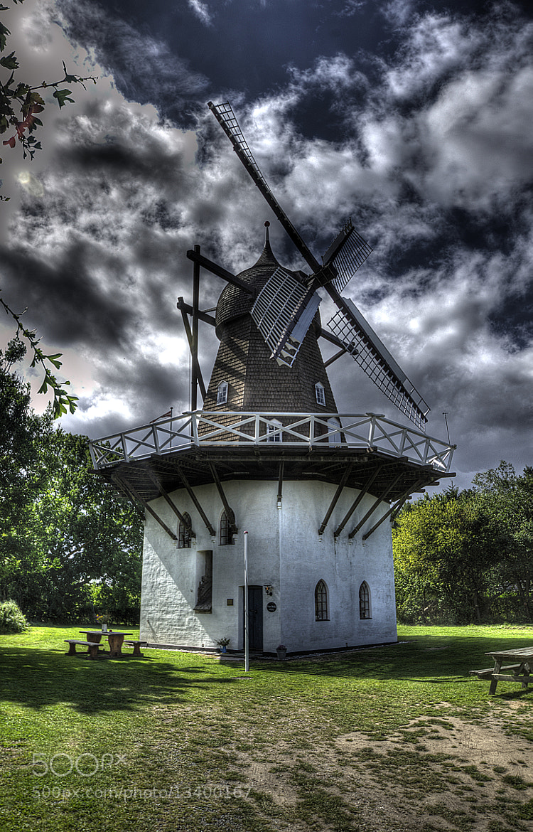 Photograph The mill - Fejø by Kim Schou on 500px
