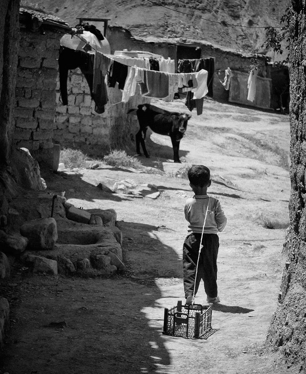 Photograph The boy and his toy by Farshad Davari on 500px