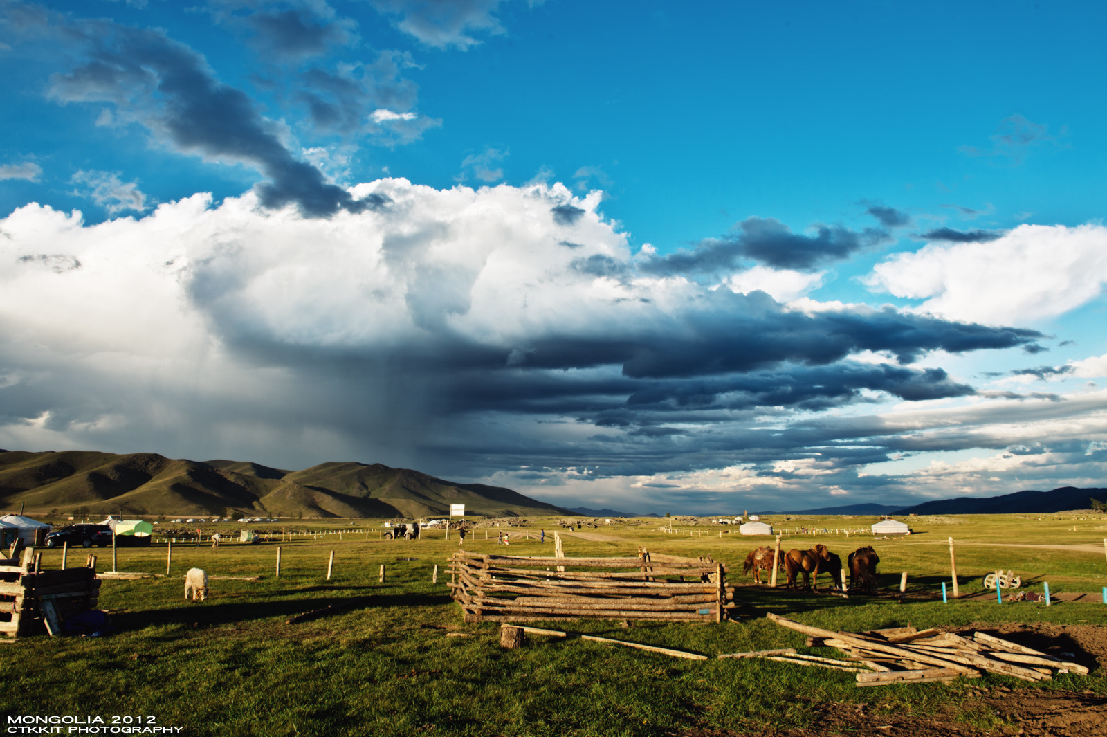 Photograph MONGOLIA by KIT CHAN on 500px