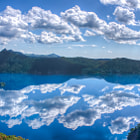 I was very lucky today, calm and no fog. The surface of water looked like mirror,it was amazing.