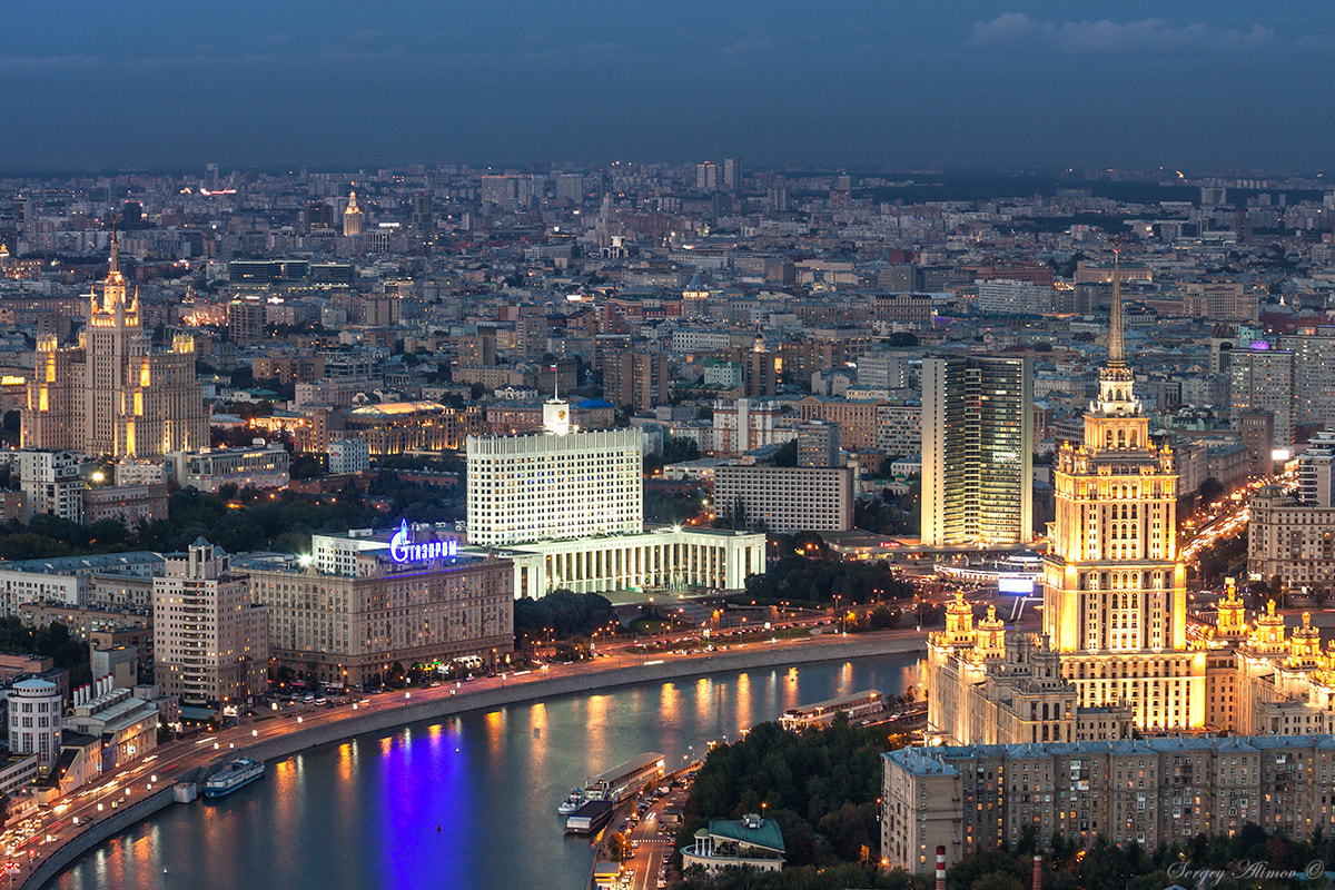Photograph Grand City by Sergey Alimov on 500px