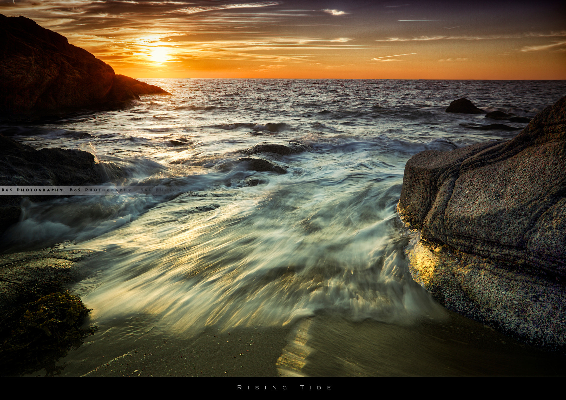Photograph Rising Tide by Benjamin gs on 500px
