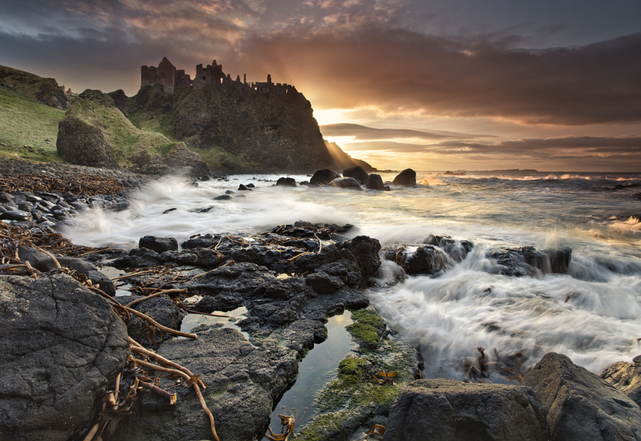 Dunluce Light by Gary McParland on 500px.com