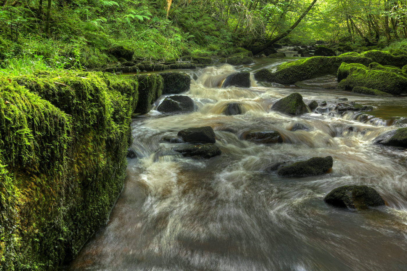 Photograph A River Runs Through it by Alan Coles on 500px