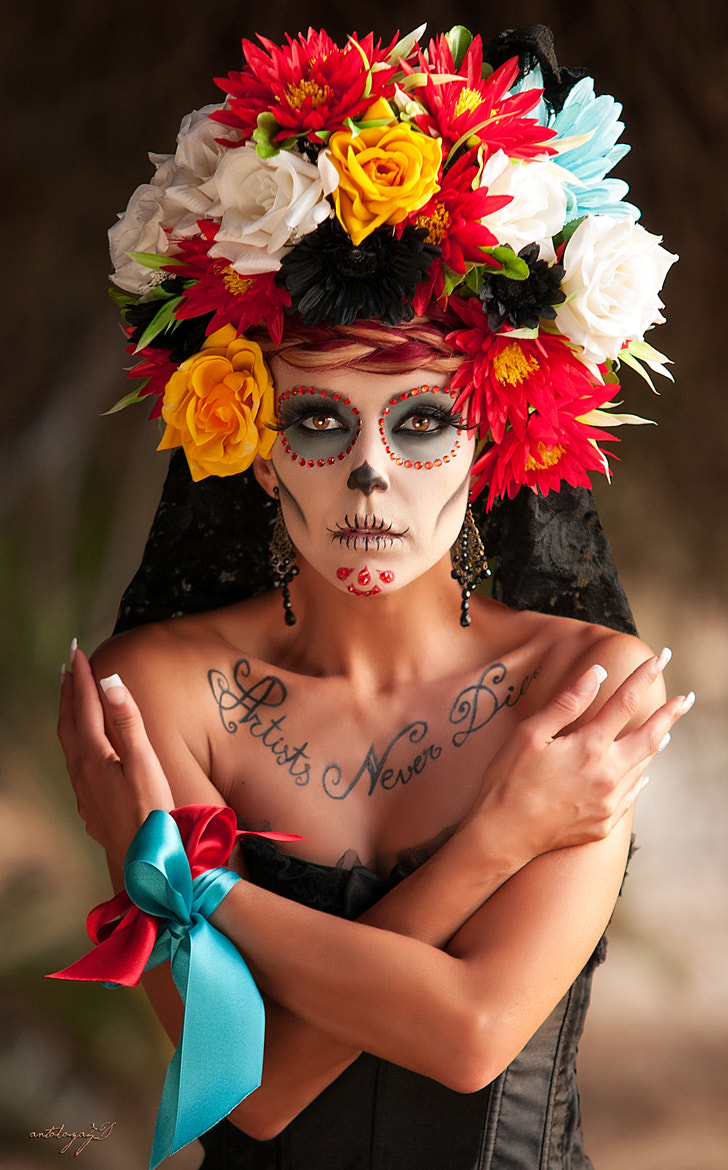 Photograph Bella Catrina by Antonio Lozano on 500px