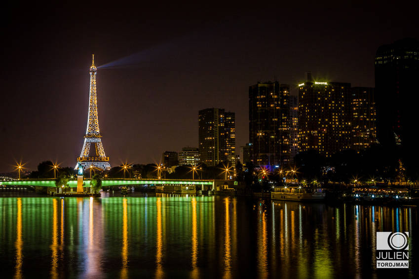 Photograph Paris by night by Julien Tordjman on 500px