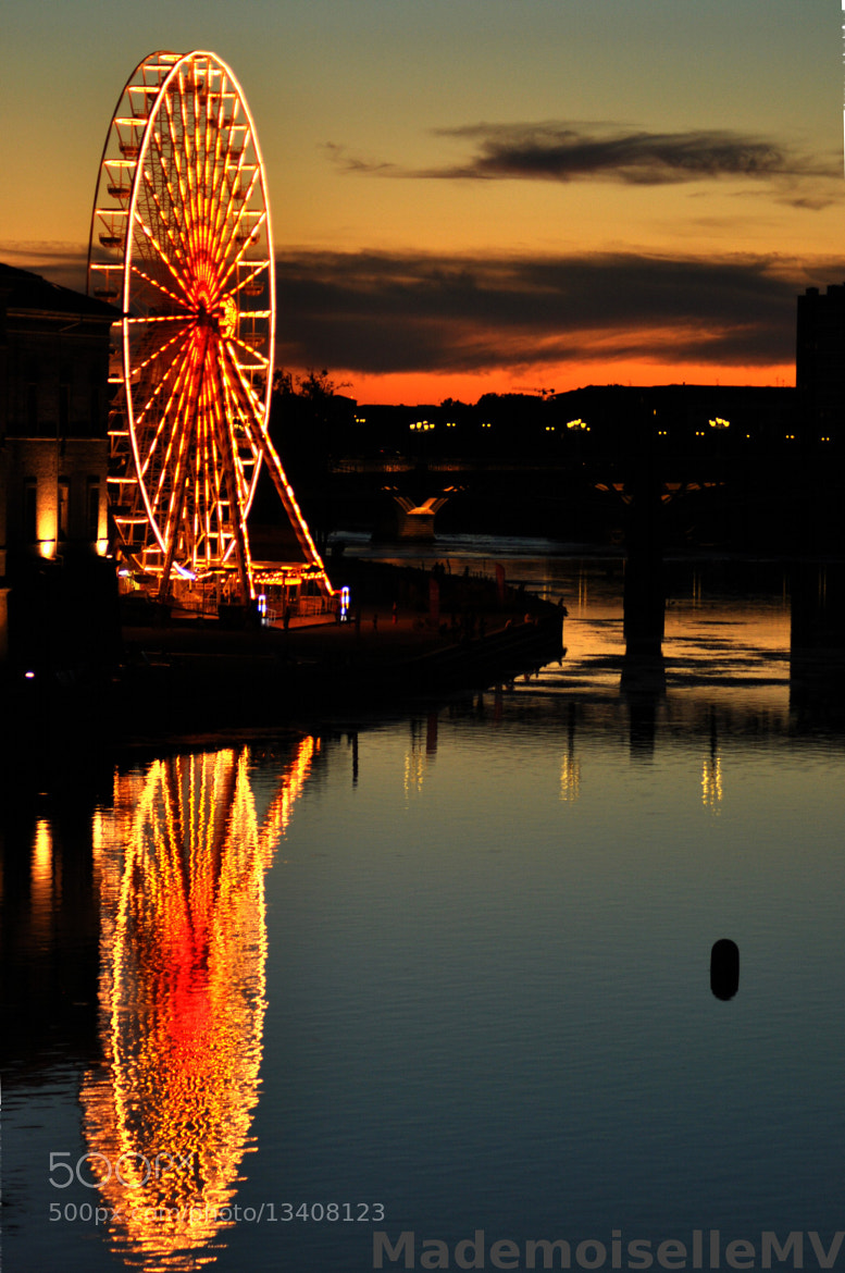 Photograph Lights on the water 2 by Mademoiselle MV on 500px