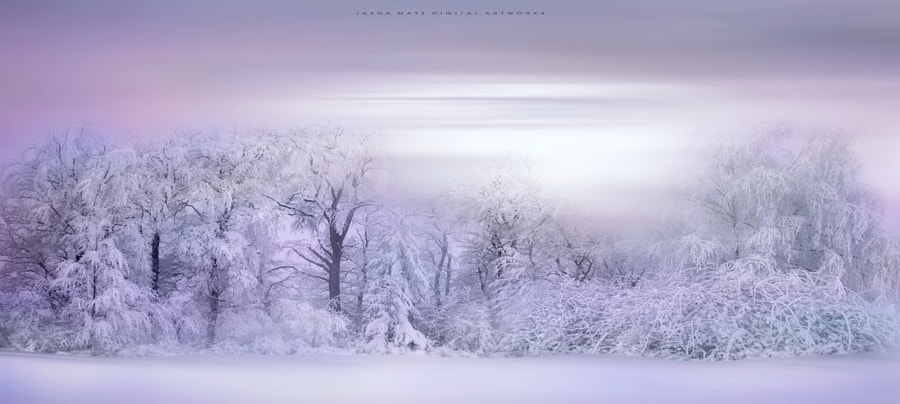 ~ Dreamy Wintertime ~ by Jasna Matz on 500px.com