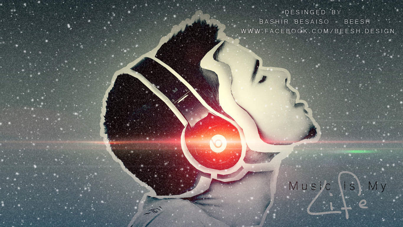 Photograph Feel The Music by Beesh Besaiso on 500px