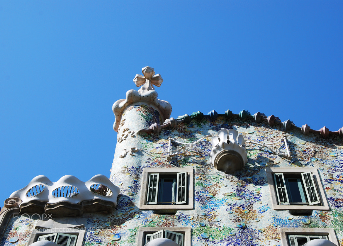 Photograph BARCELONA - GAUDI 1 by Ran Grassiany on 500px